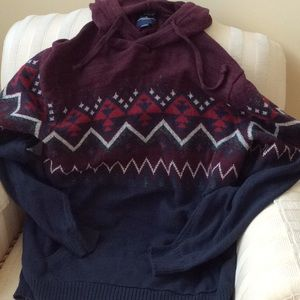 American Eagle Seriously Soft Sweater Worn Once L